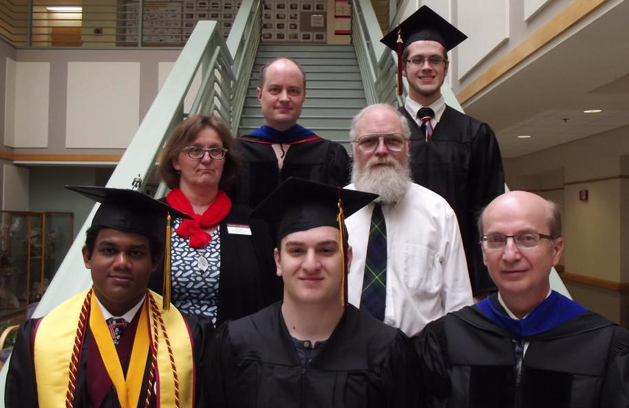 Phys grads and professors