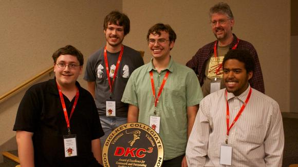2010 Digi-Key Collegiate Computing Competition
