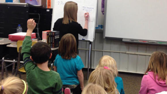 Elementary Education Student Teaching