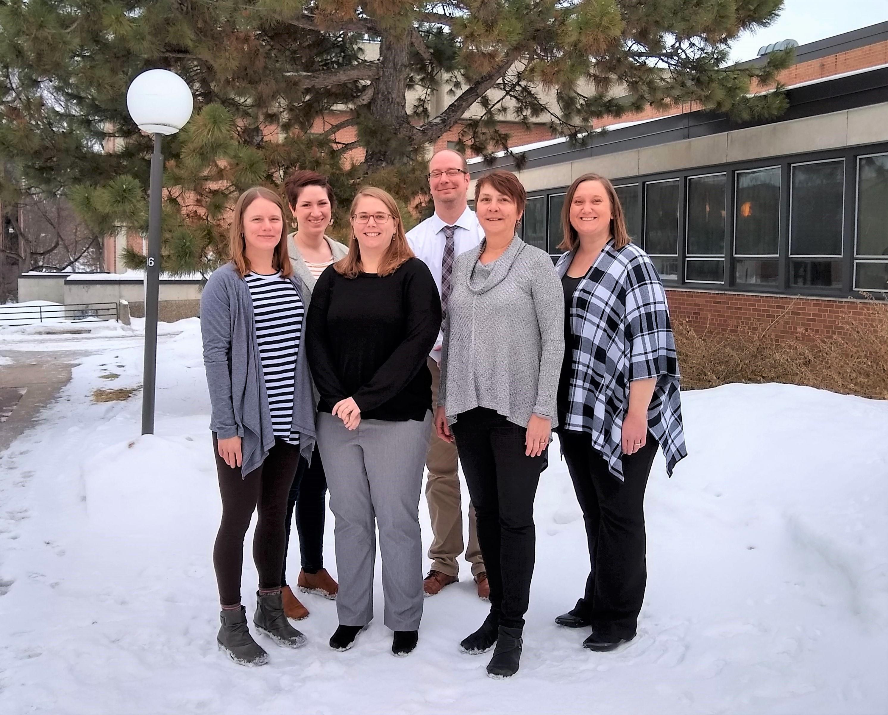 Picture of OAS staff.
