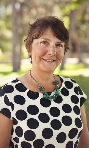Brenda Boever is the Director of Office of Academic Success